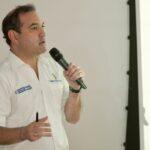Pedro Pablo Jurado, director ejecutivo de Cormagdalena