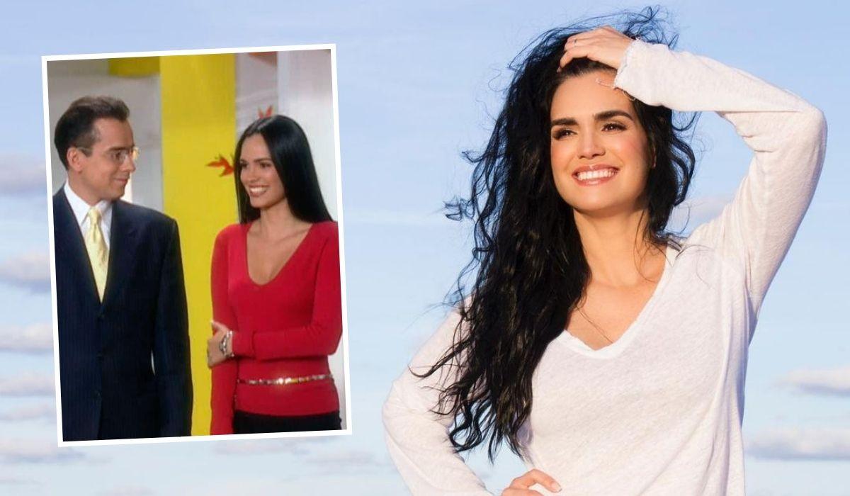 Scarlet Ortiz, actriz venezolana