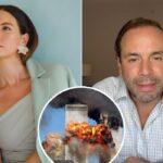 Taliana Vargas y su esposo Alejandro Eder sobre los atentados del 11 de septiembre