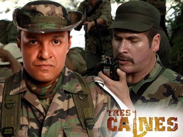 Tres Caínes fue transmitida por RCN.
