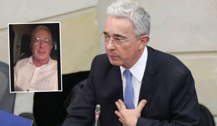 Uribe vuelve a hablar de castrochavismo