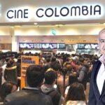 Vacunación entre empleados Cine Colombia
