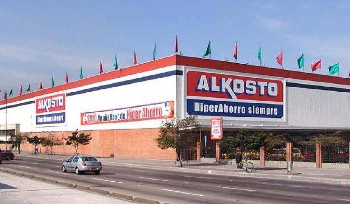 Almacén Alkosto, uno de los grandes protagonistas en el día sin IVA
