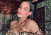 Andrea Valdiri, espera seguir trabajando despues de su operación