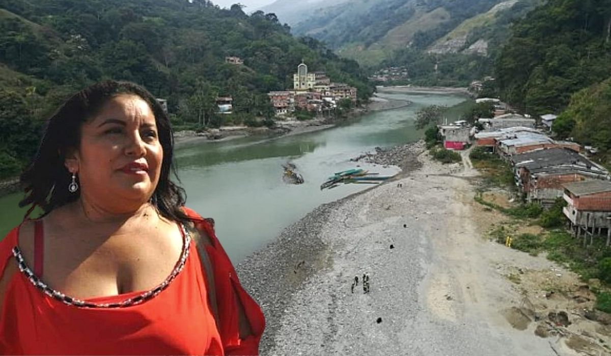 Arelis Uriana denuncia aparición de cuerpos en el río Cauca