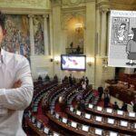 Ariel Ávila aspirará al Senado