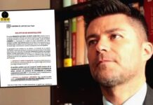 Augusto Ocampo radicó solicitud ante la Corte Suprema