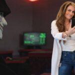 Aura Cristina Geithner, victima de los ciberdelincuentes