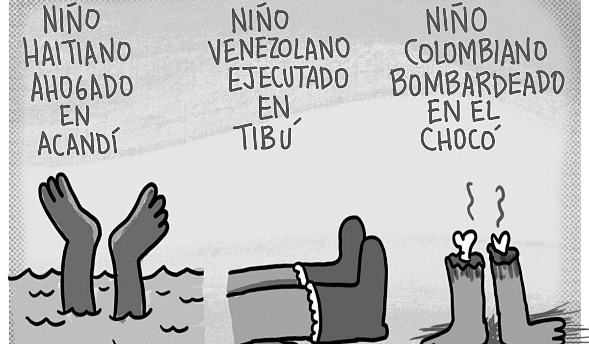 Caricatura de Matador