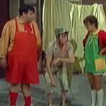 Chespirito fue uno de los pocos actores que no usaba dobles de acción o de riesgos