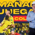 Christian Daes motivó a los jugadores de la Selección Colombia