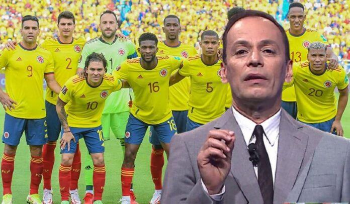 Comentaristas deportivos de Ecuador sobre la Selección Colombia