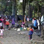 Comunidad embera en Bogotá
