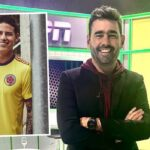 Daniel Angulo pide a James en la Selección Colombia