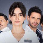Diana Hoyos, protagonista de Enfermeras
