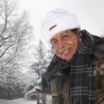 Diomedes Díaz conoció la nieve