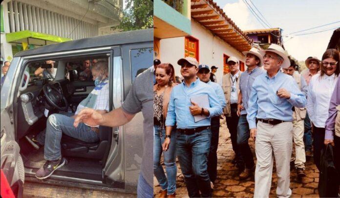 El pulpo invisible sería un gran amigo del expresidente Uribe