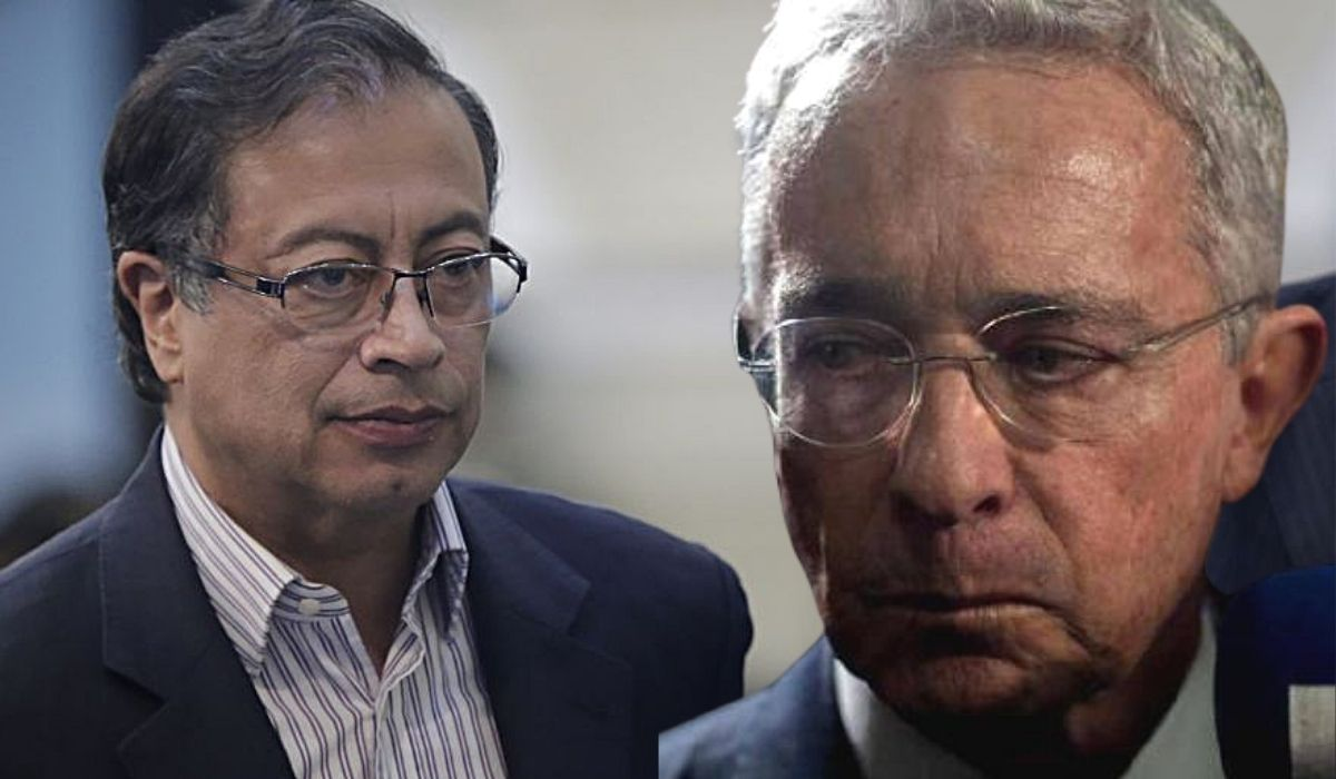 Gustavo Petro le dice expropiador a Uribe