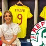 Jennifer Arias y Refisal Bonnet los protagonista del empate de la Selección Colombia
