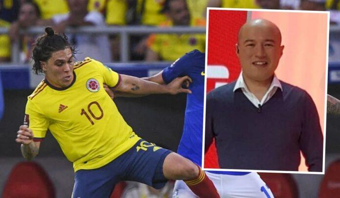 Jorge Bermúdez resaltó el trabajo de la Selección Colombia