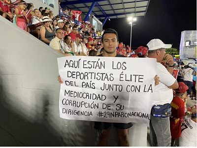 Denuncias de Jorge Iván del Valle.