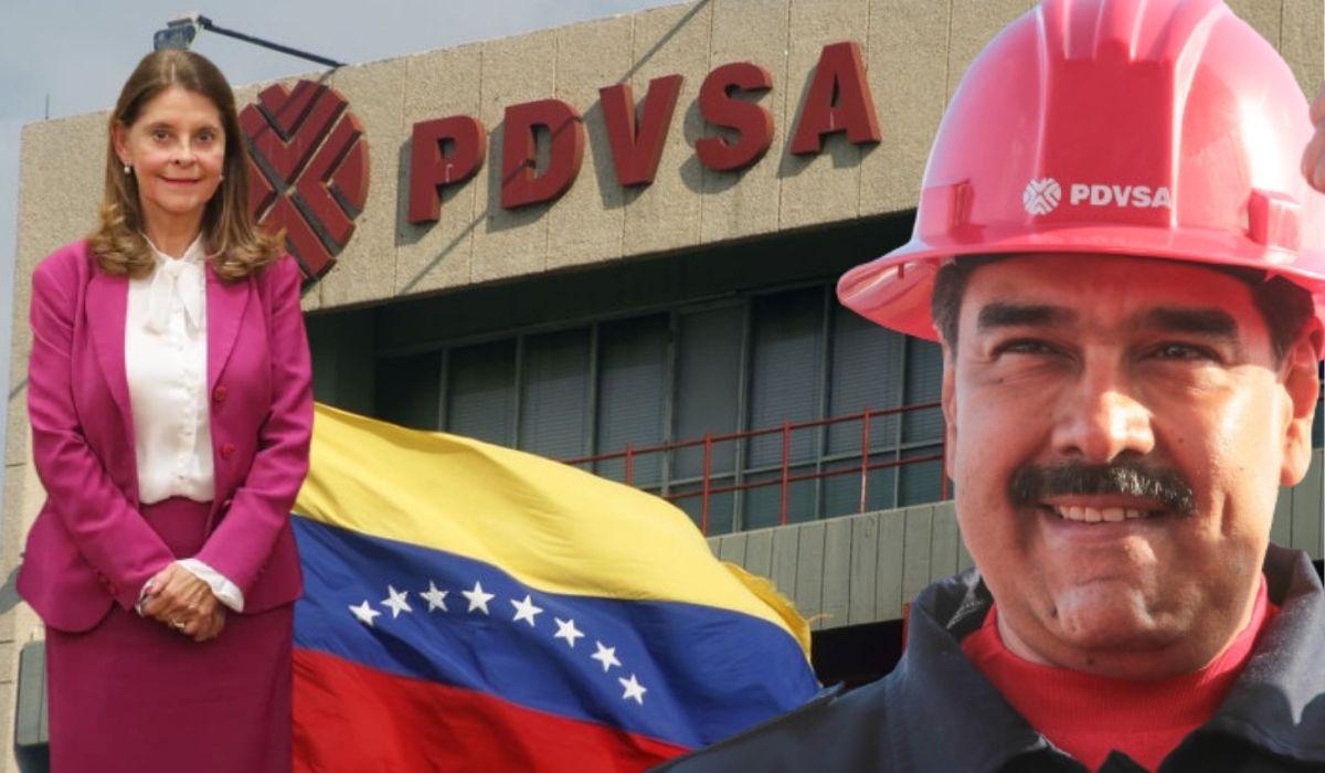 La relación entre Marta Lucía Ramírez y el chavismo
