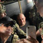 La selfie entre los militares y el criminal más peligroso de Colombia (Otoniel)