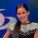Linda Palma, presentadora de Noticias Caracol