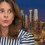 Los insultos a Marta Lucía en Nueva York
