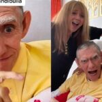 Mandíbula fue diagnosticado con Alzheimer