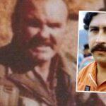 McAleese, un ex integrante del SAS, resultó herido cuando el helicóptero que lo transportaba se estrelló camino al rancho de Escobar