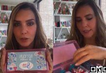 Mónica Rodríguez apoya inciativa de botiquines de sueños