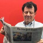 Nicholas Kristof, del periodismo a la política