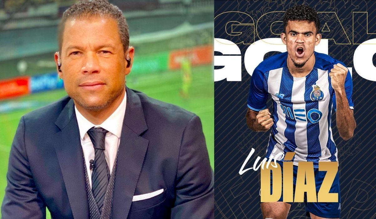 Óscar Córdoba sobre Luis Díaz