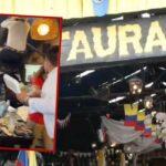 Restaurante Mi Margarita implicado en violencia contra caballo