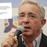 Uribe habla sobre políticas neocomunistas